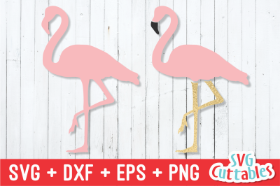 Flamingo | Summer | SVG Cut File