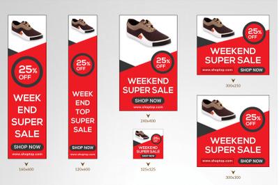 Retail Sale Web Banner