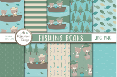 Fishing bears papers