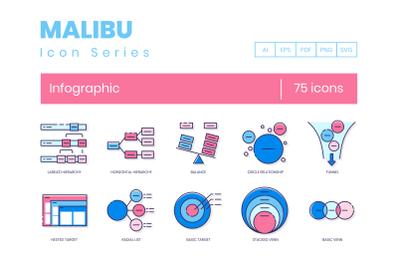 75 Infographic Icons