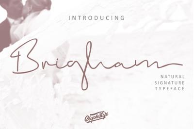 Brigham Signature