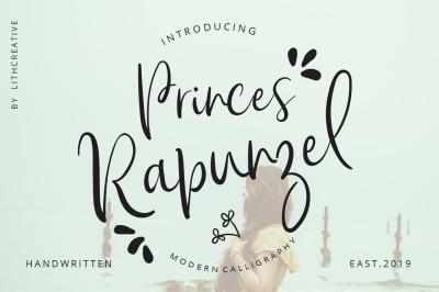 Princes Rapunzel