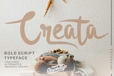 Creata Bold Script