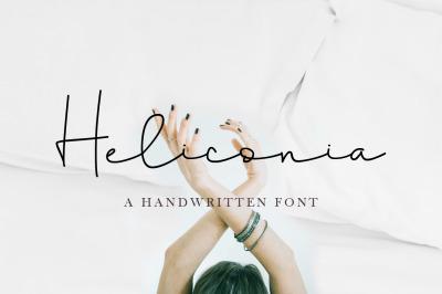 Heliconia Script