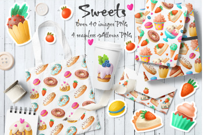 Sweets collection SALE!