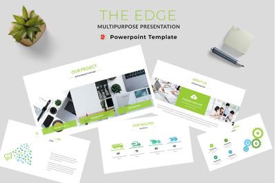 The Edge - Multipurpose Powerpoint Template