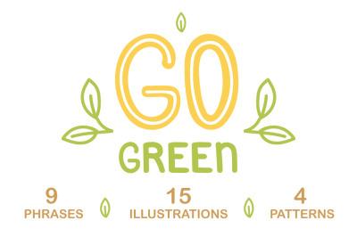 Go Green Set
