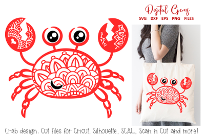 Crab design