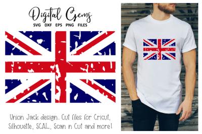 Union Jack, UK flag design