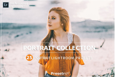 Portrait Presets Lightroom