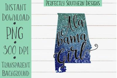 Alabama Glitter State