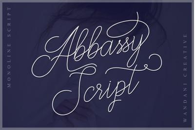 Abbassy Script