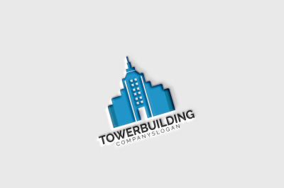 Tower Building Logo