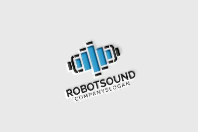 Robot Sound Logo