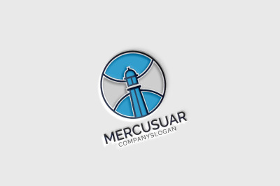 Mercusuar Logo