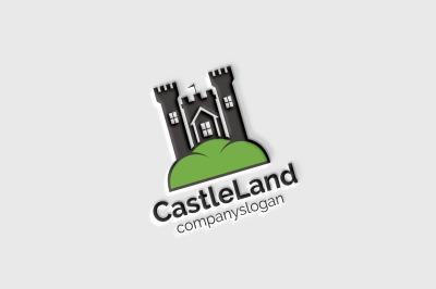 Castle Land Logo