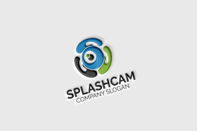 Spalsh Cam Logo
