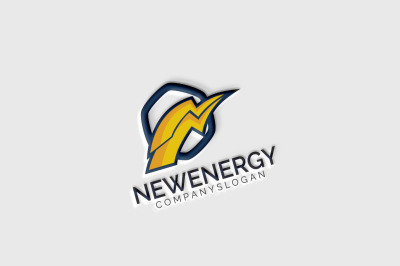 New Energy Logo