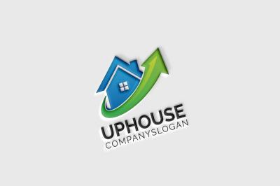 Up House Logo