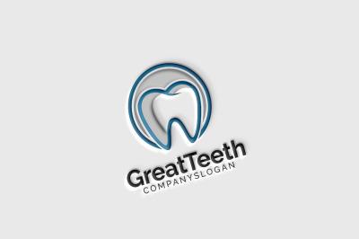 Great Teeth Logo