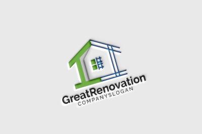 Great Renovation Logo