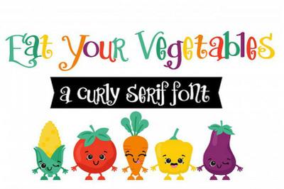ZP Eat Your Vegetables