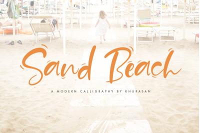 Sand Beach Script