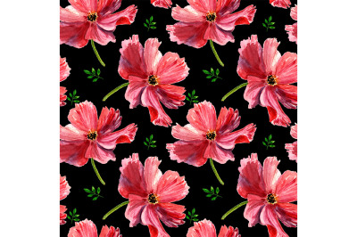 seamless pattern with flowerss