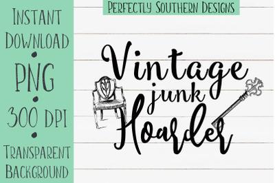 Vintage Junk Hoarder