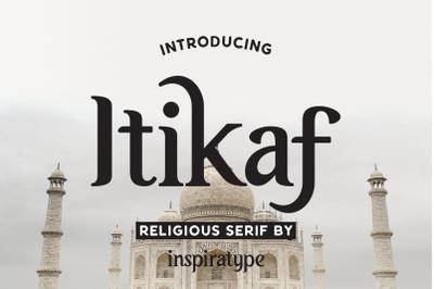 Itikaf - Religious Serif