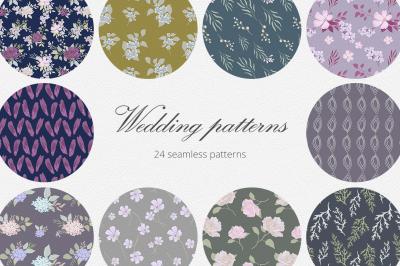 Wedding Pattern Set