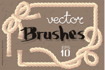 vector Rope brushes (AI)