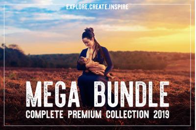 800+ Complete Premium Bundle
