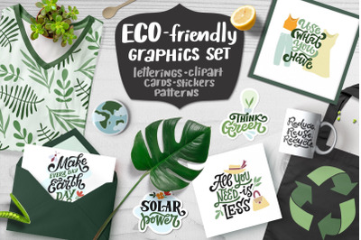 ECO-Friendly Graphics Set