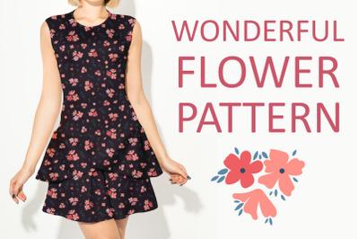 Wonderful Flower Patterns