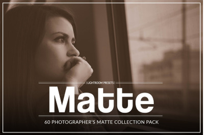 150+ Photographers Matte Collection