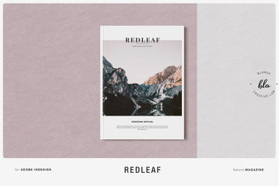 REDLEAF Nature Magazine