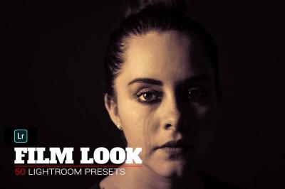 150+ Film Look Lightroom Presets Pack