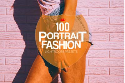200+ Portrait Fashion Lightroom Presets