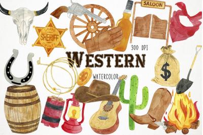 Western Clipart, Western Clip Art