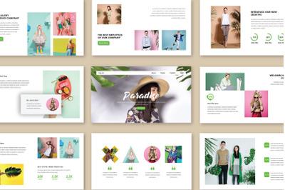 Paradise - PowerPoint