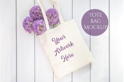 Tote Bag Mockup