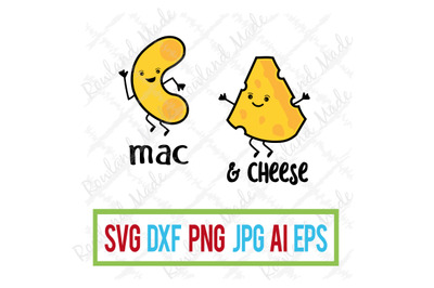 mac & cheese SVG kid SVG