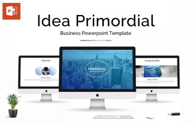 Idea Primordial Powerpoin Presentations