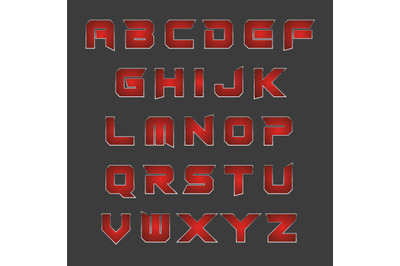 Typography font design