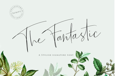 The Fantastic Signature