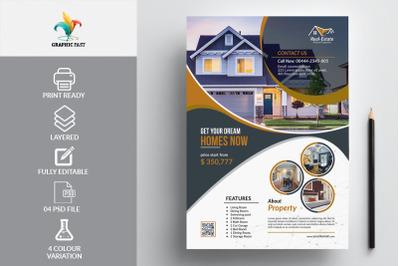 Real-Estate Flyer