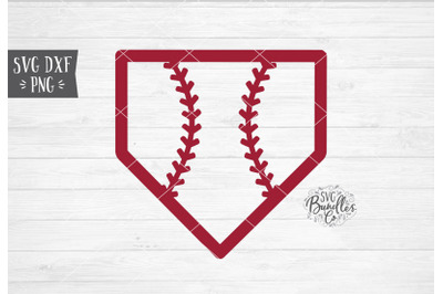 Home Base / Home Plate SVG DXF PNG