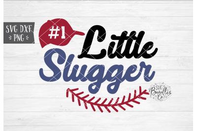 LITTLE SLUGGER Baseball SVG DXF PNG