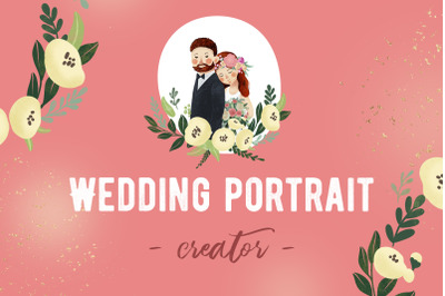 Personal Wedding Portrait Creator
